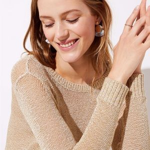 Loft Sunglow Sweater